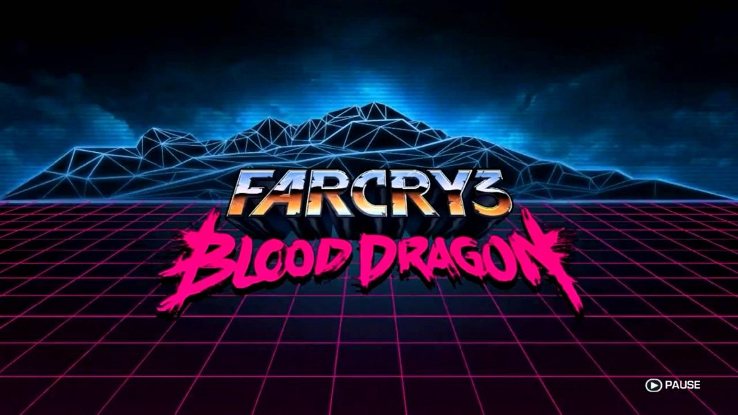 blood dragon