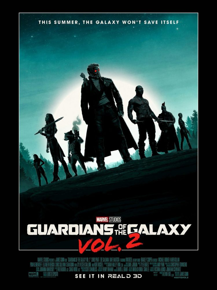 guardians of the gal vol 2