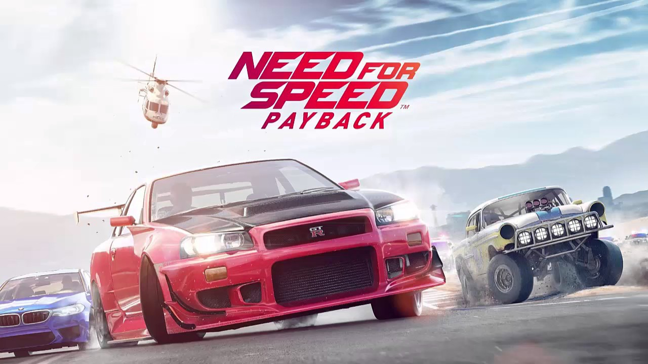 need for speed soundtrack